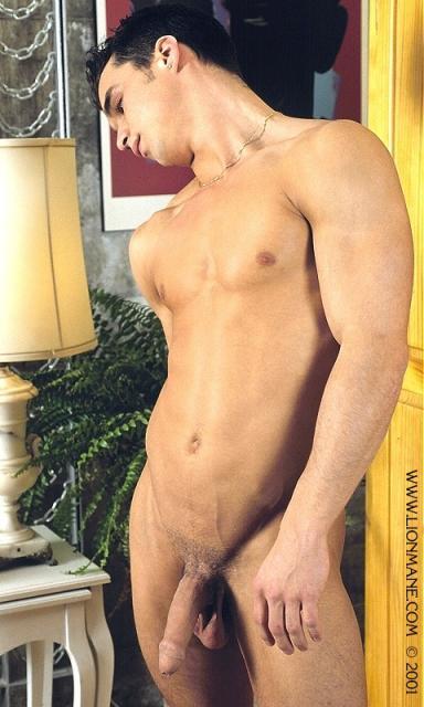Adonis desnudo