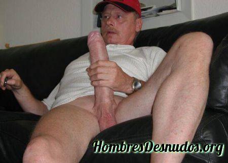 hombre pene grande sexo maduro